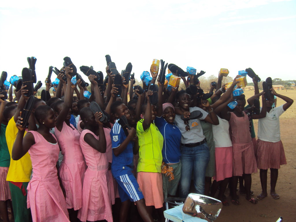 Menstrual Pads For Dignity Initiative
