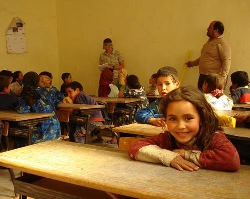 Taghia Village Education and Safety project