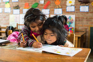 A Better Future for the Children of Ushpa-Ushpa