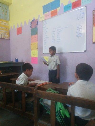 Student led Study Groups