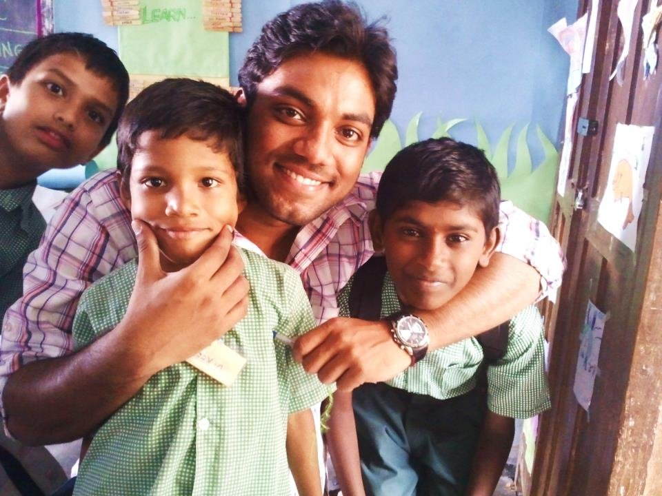 Excellent education for 175 kids in Hyderabad!!