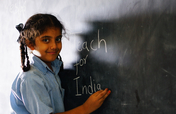Ensure excellent education for 105 kids in India!!