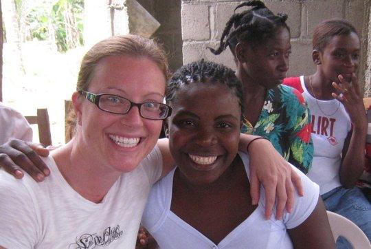 Educate 30 Young Women Business Leaders in Haiti