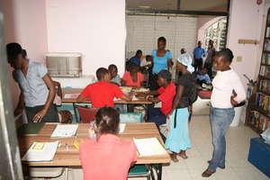Send 200 kids in Haiti to school!