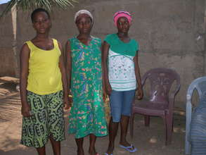 Join 30 Pregnant Teen Girls Fight Poverty in Ghana