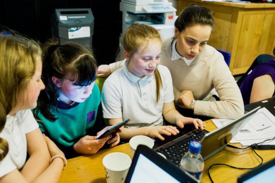 CoderDojo Foundation's Docklands Dojo