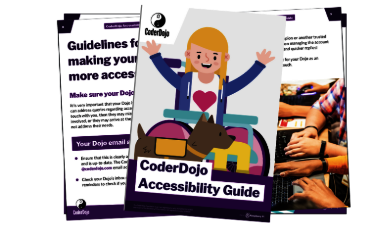 CoderDojo Accessibility Guide