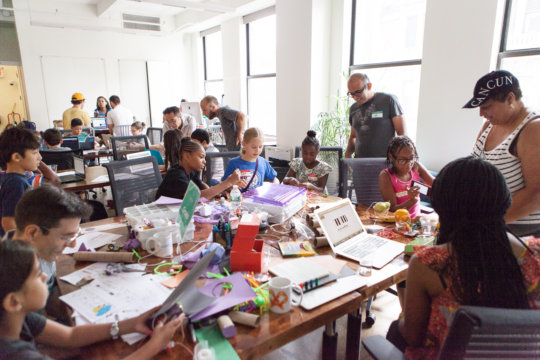 CoderDojo, New York City, USA