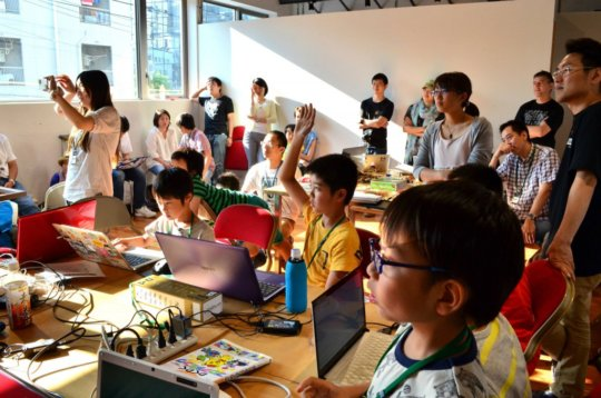 CoderDojo, Nishinomiya, Japan