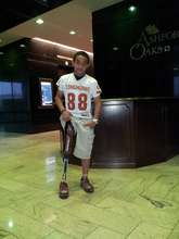 Devin: One Amazing Football Player