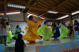Colombian rhythms