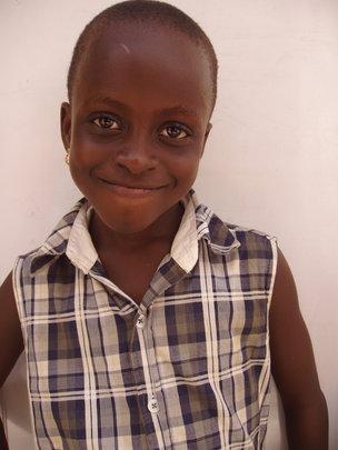 Help Mary go to school for a year (Ghana)