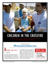 Children in the Crossfire: A Report by International Medical Cor (PDF)