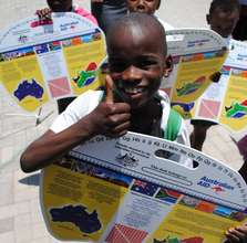 Provide 2,000 Tutudesks to children in Africa
