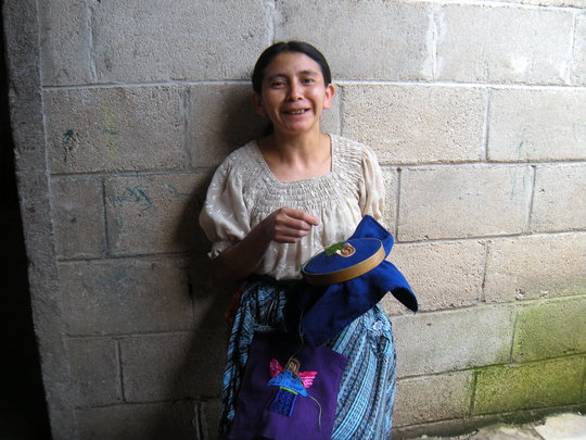 Micro Credit for 15 Women in Guatemalan Highlands