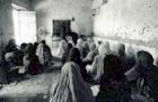 Afghan Women's Learning Centers in Peshawar