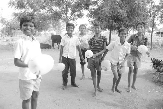 Help us save 1000 dying TB children in Tamil Nadu