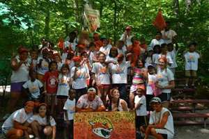 Orange Jaguars Show their Strength!