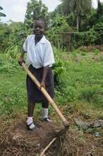 School feeding program in Liberia
