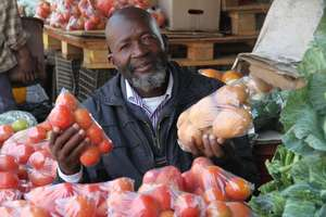 Increase food security in West Africa