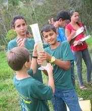 Junior Scientists at work