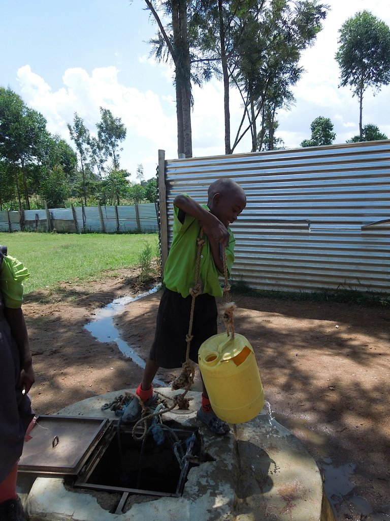 Clean water for Tumaini home and the community