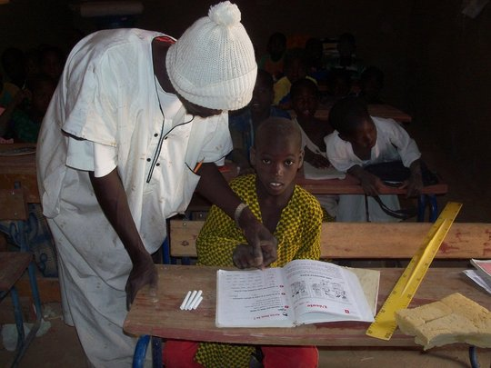 School for 120 Youth in post-conflict Timbuktu