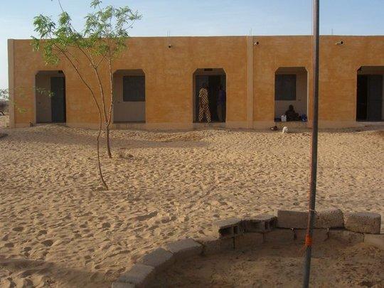 What New School in Tombouz will look like