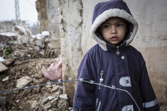 Children like Salim* need your help
