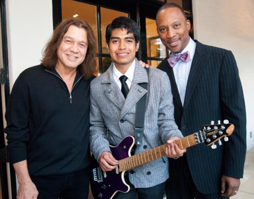 Eddie, Jose and Vince