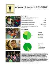 A Year of Impact 2010/2011 (PDF)