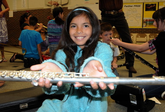 Jessica, 5th grade, Pennington Elementary