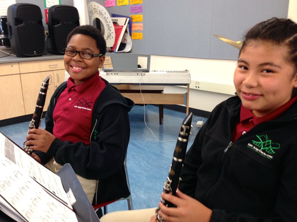 Give the Gift of Music to Under-Served Students