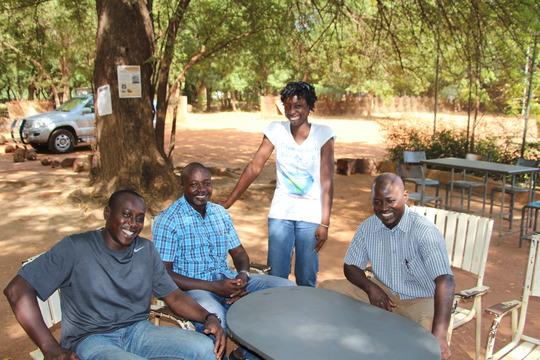 GWGL Burkina Faso Team Members