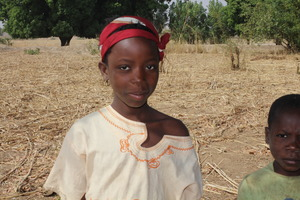 Because of the water, I am going to school - Satsi