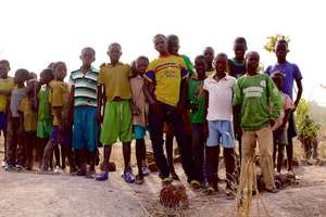 "Kamsi Boys ""We'll Help Build To Have Water For All"