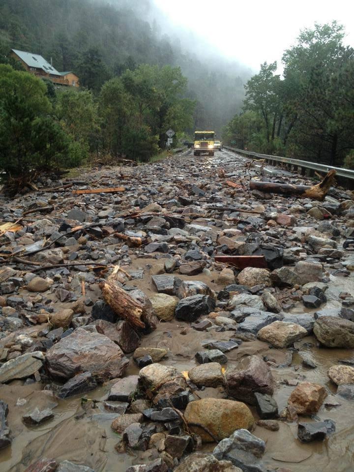 Relief Fund for Colorado Flooding Survivors