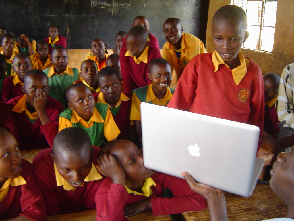 Ngangani PS  on partially successful skype session