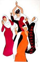 Imagine 300 women dancing in RWA Wedding Hall!