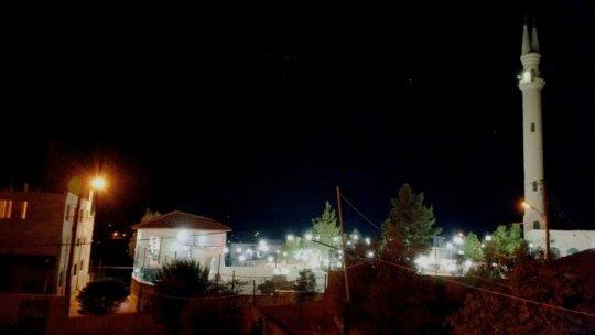 Al Aqaba's remarkable park - restaurant needed!