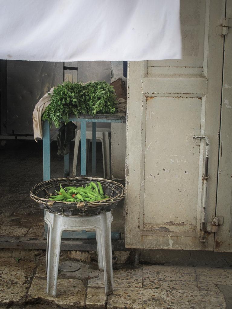 Build a Rural Women's Restaurant in Palestine