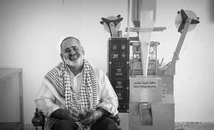 Haj Sami Sadeq Sbaih, Mayor of Al Aqaba Village