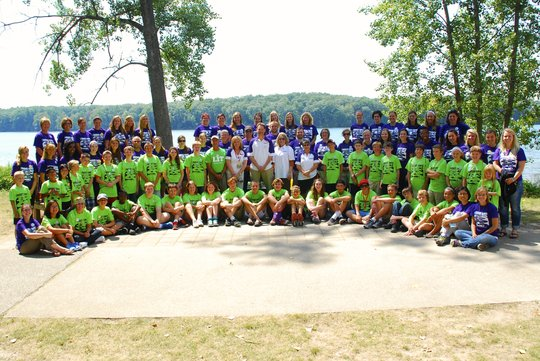 Camp Shout Out: Scholarship Fund