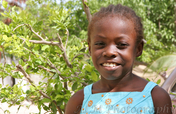 Give Kristelle a year of nutritious food!