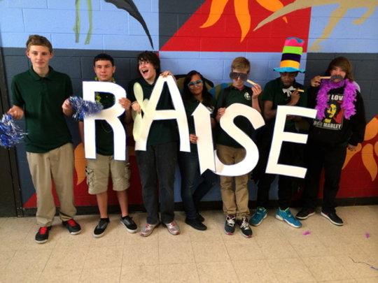 RAISE, freshman transition program