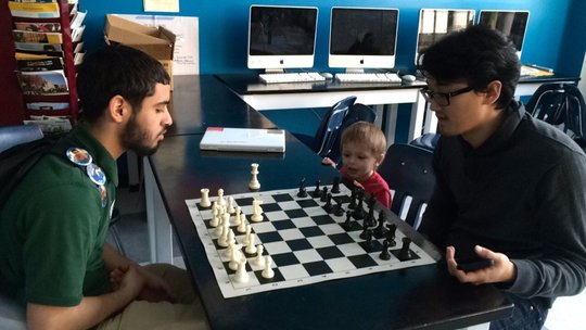 After-school chess
