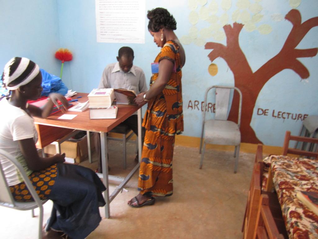 Boussouma library