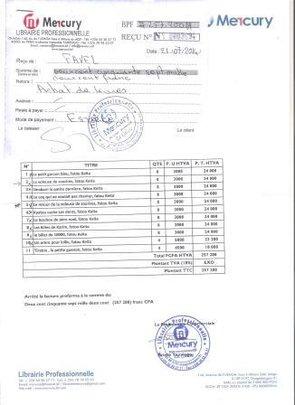 Fatou Keita books purchased