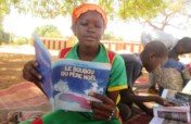 Bring 15 Fatou Keita Books to 23 Village Libraries