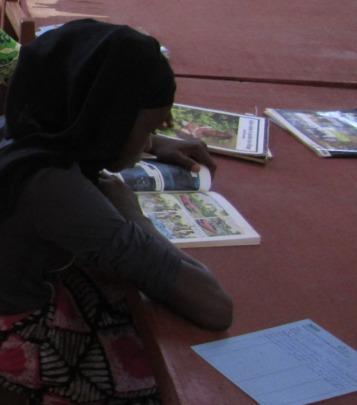 reading in kaya